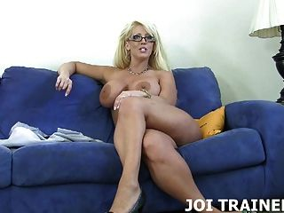 Stroke Your Dick And Shoot Your Cum On My Pussy Joi