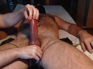 Me Milk Hairy Hung Stud