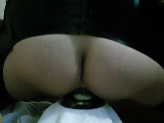 Butt Plug And Ass Gape