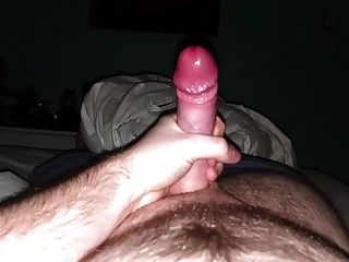 Masturbation With A Cumshot In Slow-mo