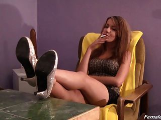 Smoking In Pumps