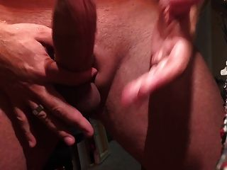 Jerking Off My Cock... Needed A Nut.