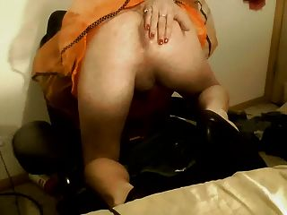 My Cum Oozing Out Of My Ass