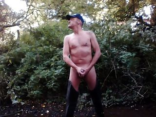 Waders And Cock