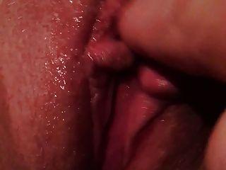Pussy Cumming Contracting Wet Juicy