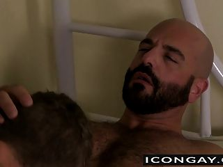 Alex The Thief Gets Handled And Anal Fuck From Powerful Adam