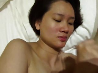 Too Much Cum For Her My 3rd Load
