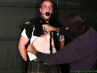 Kilted Cop