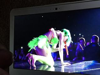 Katy Perry Cum Tribute 5 On Her Ass