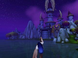 World Of Warcraft Elf Dance