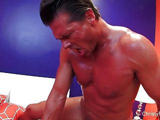 Christy Mack Gets A Pussy Pounding From Nick Manning
