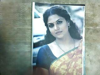 My Cumload On A Super Hot Milf - Asha Sarath