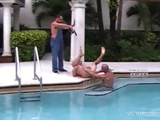 Chad Brock Barebacks And Breeds Cole