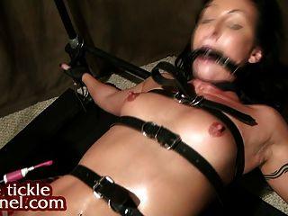 Orgasm Control Tickling