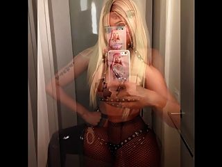 Happy Halloween Nicki Minaj Sexy Costume 2013