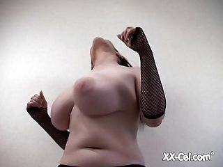 Lisa Biggest Natural Breasts In France. Gros Seins