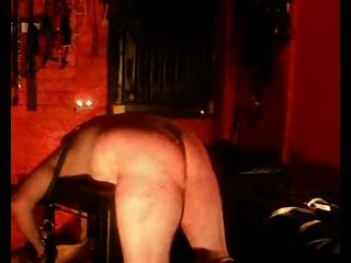 Slave Punishment In The Dungeon