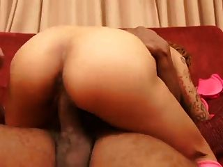 Lil Black Anal Spinners Part 2