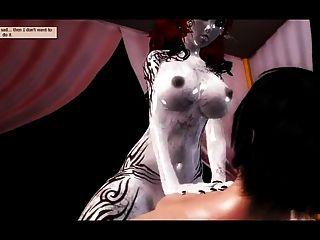 Two Succubus 3d Hentai Girls