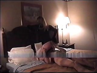 Couple Using Submissive Bi Male