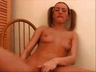 Kinda Like Her Pigtails.. And Her Pussy..
