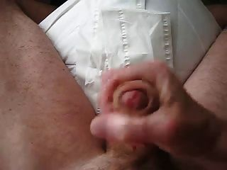 Jerking Off At Home With Another Cumshot