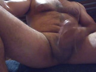 Big Muscled Daddy Bear