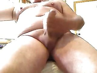 Daddy Blows A Nice Load