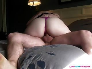 Girlfriend And Her Creamy Pussy