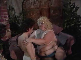 Jane Bond Meets Thundertights - Layla Lashell Scene