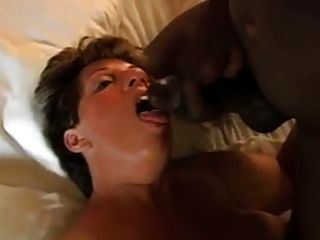 Hubby Want Wifey To Swallow Black Cum.
