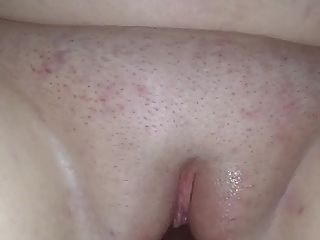 Fucked By Giant Dildo