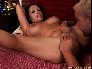 Beautiful Busty Milf Enjoys A Hard Fucking