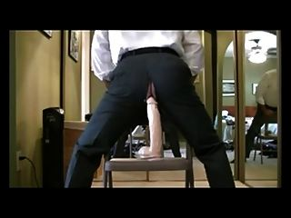 Businessman Cries For Daddys Dick