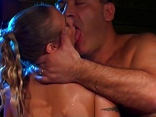 Older Men Fuck Sauna Girl