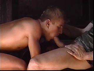 Blond Hunk Rides Big Dick  -  Nial