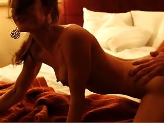 Hubby Films Fucking His Skinny Wife