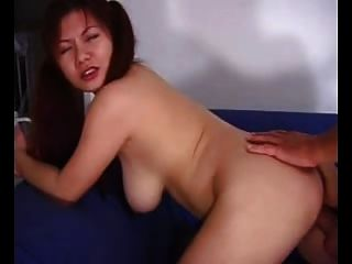 Busty Asian Takes Deep - Jp Spl