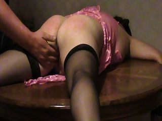Naughty Wife Being Spanked Pt 2