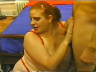 Big Boobed Red Hed Gets Dped