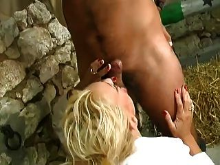 French Milf Fucked By A Farmer