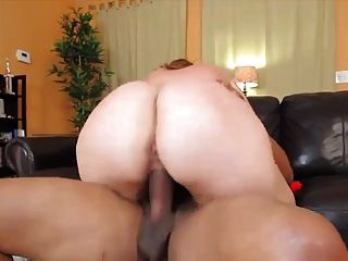 Interracial Ride And Squirt