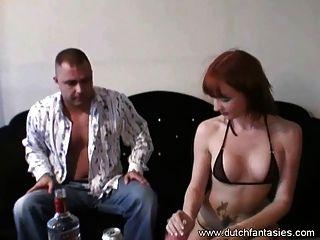 Sexy Dutch Likes Hardcore Sex Trip