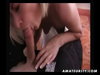 Very Hot Amateur Girlfriend Sucks And Fucks With Facial Shot