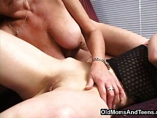 Mature Woman Wants Fresh Pussy