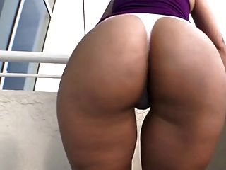 Busty Pawg Booty Tease