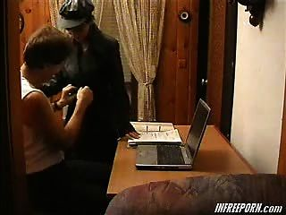 German Homemade Office Sex 1