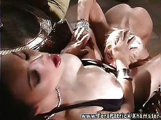 Two Hot Sluts Pleasing Each Other