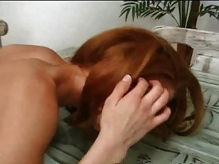 Anal Red Head