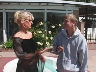 Milf With Skateboard Guy 1-3